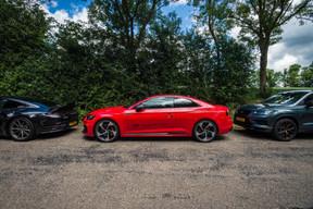 Modèle: Audi RSS ((Photo: Mike Zenari))