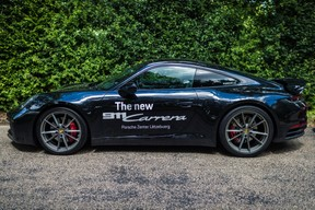 Modèle: Porsche 911 Carrera S ((Photo: Mike Zenari))