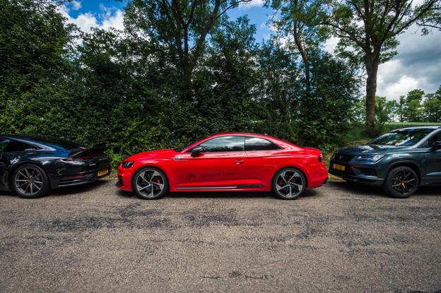 Modèle: Audi RSS (Photo: Mike Zenari)