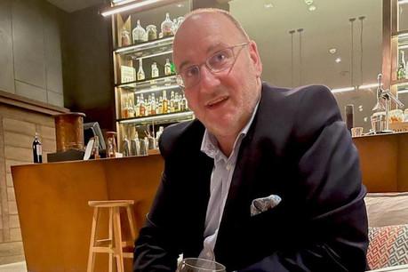 Déjà de bon conseil en matière de vin à sa grande époque du Saumur, Samuel Giovanardi en a fait sa nouvelle activité à temps plein auprès des Celliers des Grands Crus. (Photo: DR)