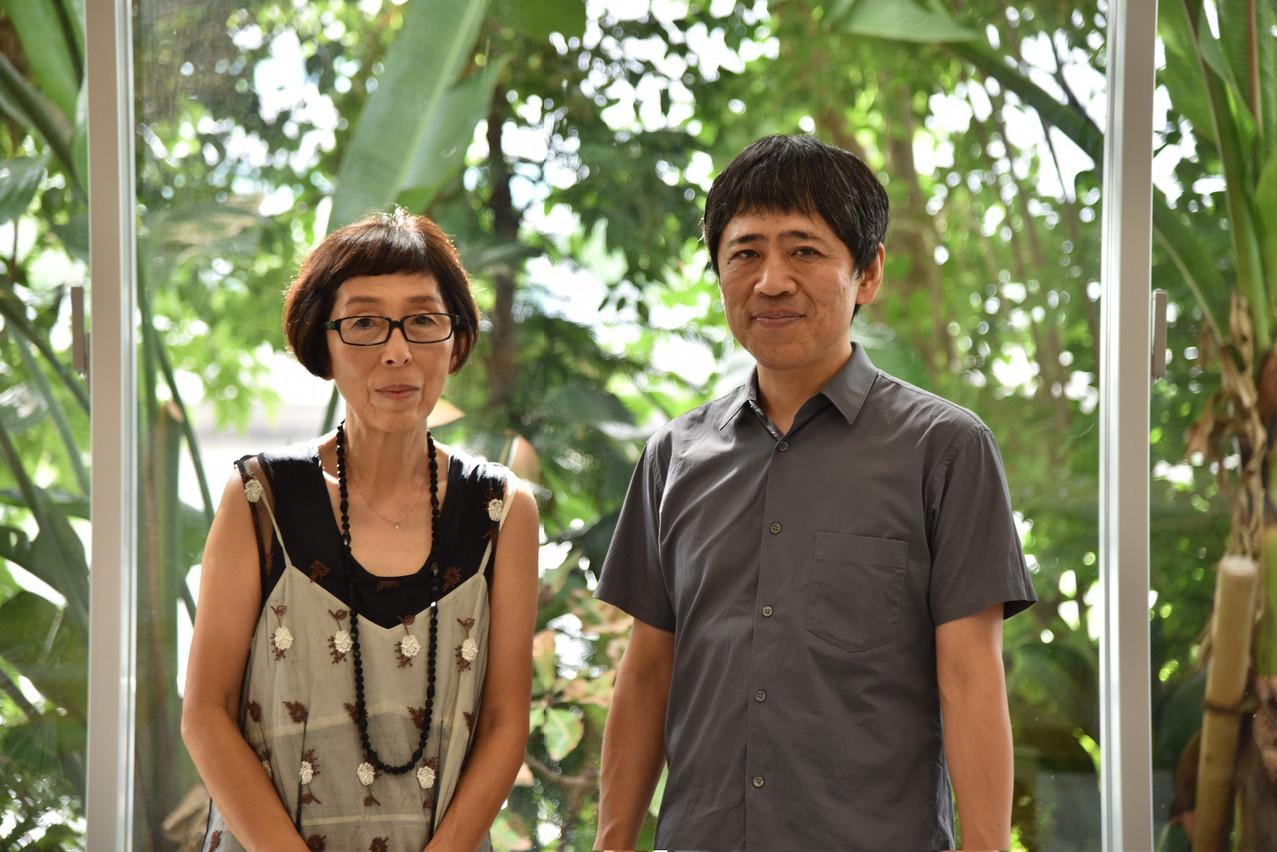 Kazuyo Sejima et Ryue Nishizawa, partenaires et fondateurs de SANAA. (Photo: SANAA)