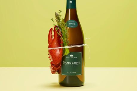 Fraîcheur et équilibre pour accompagner les derniers délicieux homards de la saison: le Sancerre Villebois est le coup de cœur Foodzilla pour le Festival du vin Delhaize. (Photo: Studio Wauters)