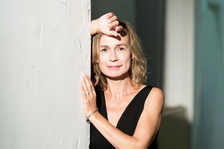 SandrineBonnaire est la présidente du jury international du Luxembourg City Film Festival2021. (Photo: Gianmarco Chieregato)