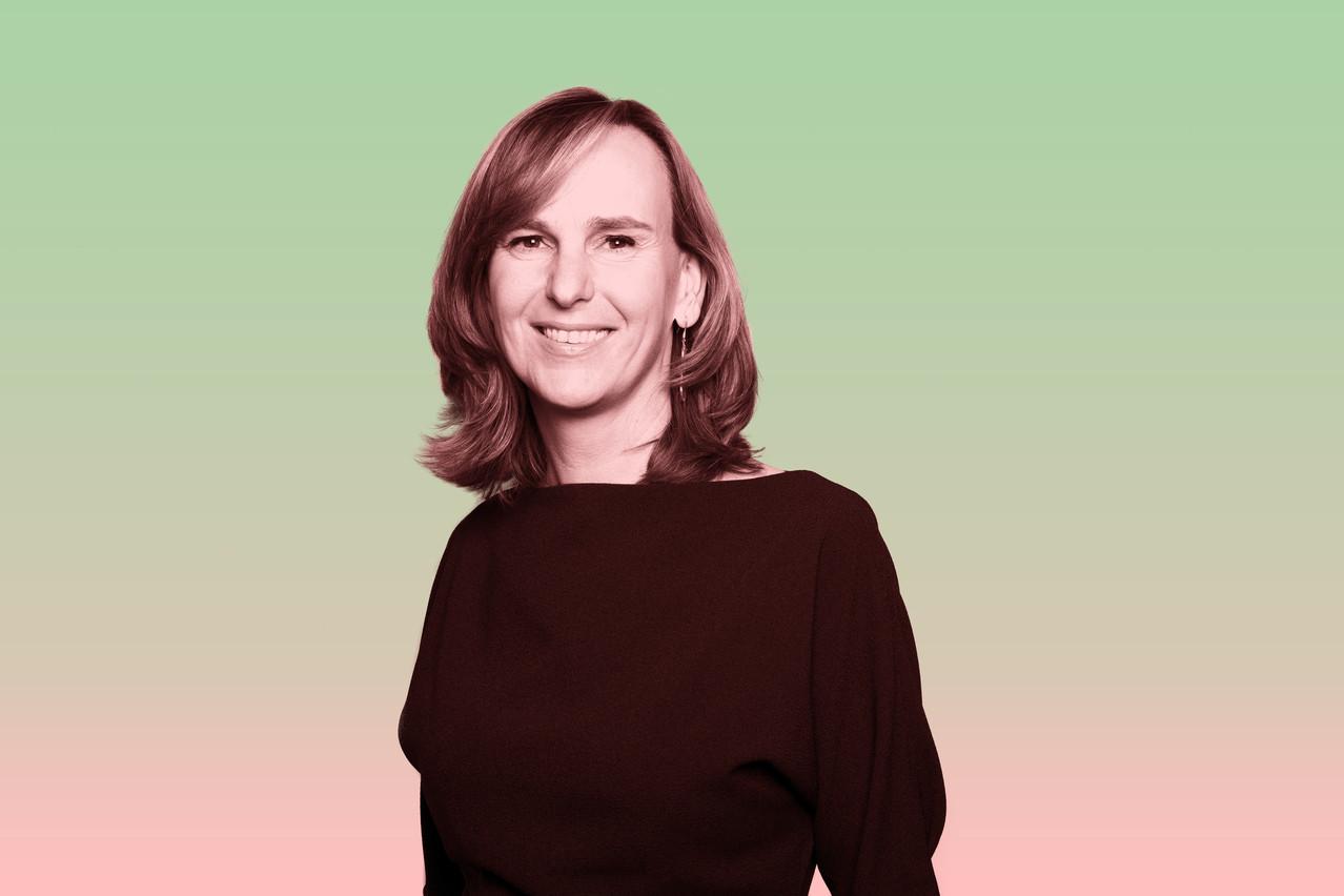 Karin Scholtes: «Aujourd'hui, vous n'allez pas motiver les jeunes avec un chef directif, autoritaire.»  (Photo: Patricia Pitsch / Maison Moderne Publishing)