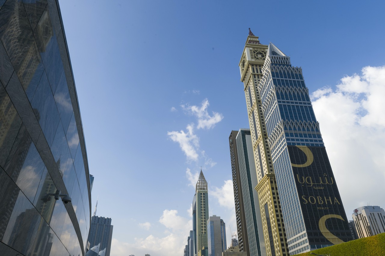 À Dubaï, chaque heure compte pour multiplier les rencontres ou signer de nouveaux accords. (Photo: SIP/Jean-Christophe Verhaegen)