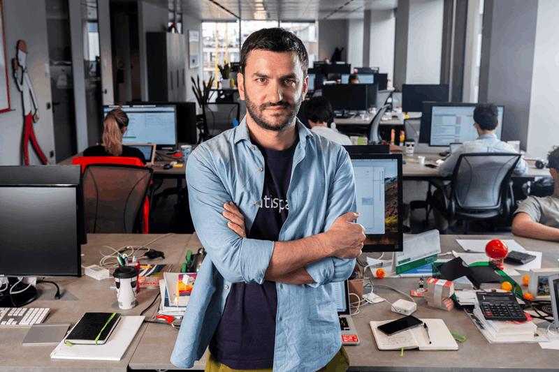 Le fondateur de Satispay, AlbertoDalmasso, a réussi un joli coup, en levant non seulement 93 millions d'euros, mais auprès d'investisseurs de premier plan, comme Square, du fondateur de Twitter, ou Tencent, le géant chinois. (Photo: Satispay)