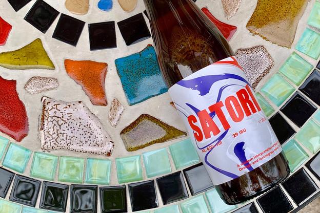 La bière Satori est une craft beer rafraîchissante et bonne, qui fait de plus en plus parler d'elle au Luxembourg grâce à la dynamique insufflée par ses jeunes créateurs… (Photo: Maison Moderne)