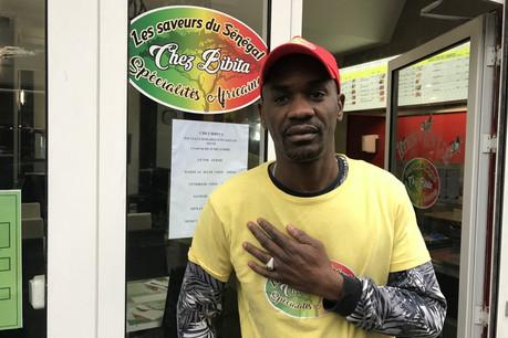 LaurentTall pense déjà à ouvrir un second restaurant sénégalais dans le quartier de la gare à Luxembourg. (Photo: Paperjam)