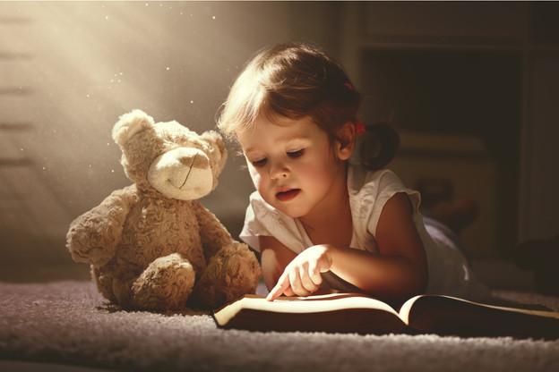 Cet ours en peluche, tranquillement assis à écouter la lecture d'une histoire, contient-il des substances toxiques? La nouvelle applicationScan4Chem permet de rassurer les parents et de mettre la pression sur les fabricants. (Photo: Shutterstock)