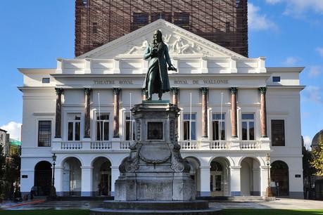 BimXpert cherchait un bâtiment historique de grande taille, et prestigieux, pour tester ses nouvelles procédures. Son choix s'est porté sur l'Opéra Royal de Wallonie à Liège. (Photo:Opéra Royal de Wallonie-Liège)