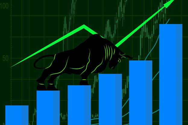 Le marché action chinois a progressé de 15% depuis le début de l'année. (Photo: shutterstock)