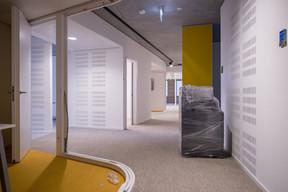 Vue d'un aménagement à l'étage. ((Photo: Raoul Somers))