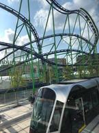 Pour la deuxième année consécutive, le tram côtoiera la Schueber pour cette édition 2019. ((Photo: Ville de Luxembourg))