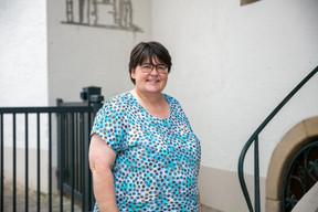 En quête d'indépendance, sa sœur MartineHerrmann-Schumacher a, elle aussi, choisi la voie de l'entreprise familiale. ((Photo: Romain Gamba/Maison Moderne))
