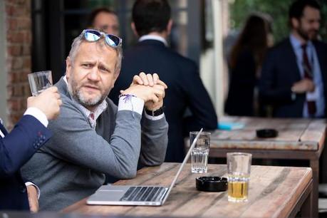 Laurent Kratz (Neofacto Luxembourg) a annoncé que Scorechain allait rejoindre le Chain Accelerator de Station F à Paris pour profiter du contexte favorable aux start-up des monnaies cryptées afin de se faire connaître. (Photo: Jan Hanrion/Maison Moderne)