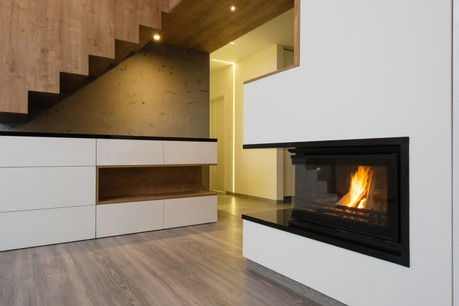 Le chauffage au bois peut être une bonne alternative, à condition de bien l'utiliser. (Photo: Shutterstock)