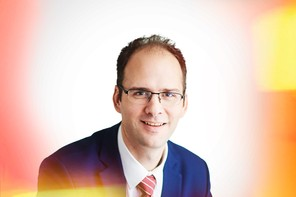 Yoann Klein, Senior Cyber Security Advisor – Huawei.  (Photo: Maison Moderne)