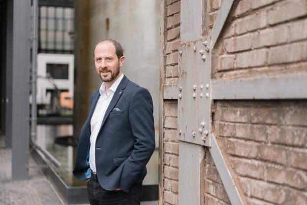 Arnaud Duban (Luxinnovation): «Avec le programme Fit 4 Resilience, les entreprises peuvent généralement planifier des investissements et mettre en place de nouvelles méthodes de travail.» (Photo: Marion Dessard / Luxinnovation)