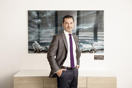 Paolo Faraone, CEO, Notz Stucki Europe. Crédit: Maison Moderne