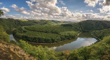 Le budget des travaux d'extension et de modernisation de la station de traitement des eaux du lac de la Haute-Sûre passera de 165 millions d'euros à 207 millions d'euros. (Photo: Alfonso Salgueiro/Luxembourg for Tourism)
