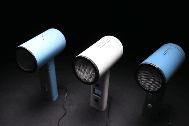 Des trois modèles de Gigbliss, qui répondent à des usages particuliers, un permet de gagner de l'argent en achetant et vendant de l'électricité. (Photo: JRC/ Commission européenne)