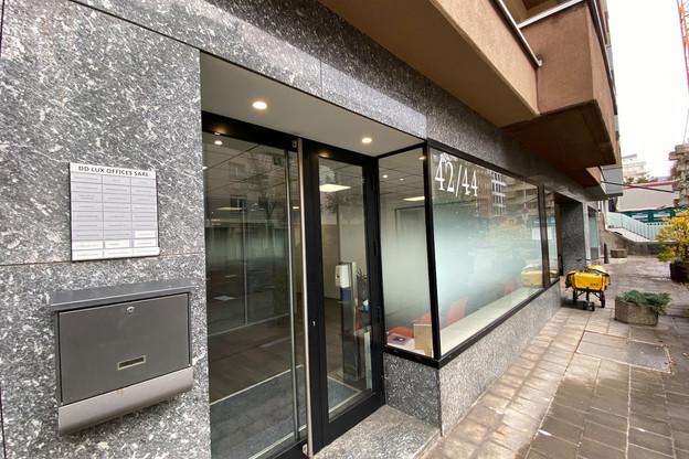 Au 42-44 rue Glesener, une seule chose a changé: pour s'installer à Contern, le groupe a créé quatre sociétés pour accéder aux produits frais de petits producteurs locaux. (Photo: Paperjam)