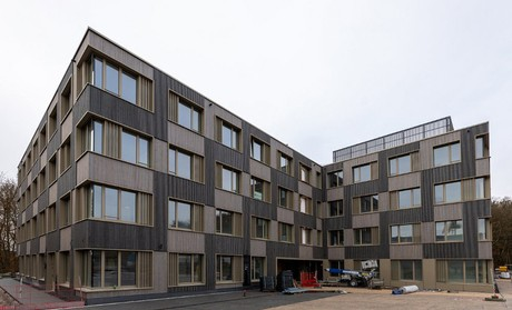Le nouveau siège social de Schroeder & Associés. Crédit: Schroeder & Associés