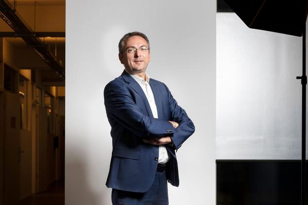 StéphanePesch, est chief executive officer de la Luxembourg Private Equity & Venture Capital Association (LPEA). (Photo: Patricia Pitsch / archives Maison Moderne)