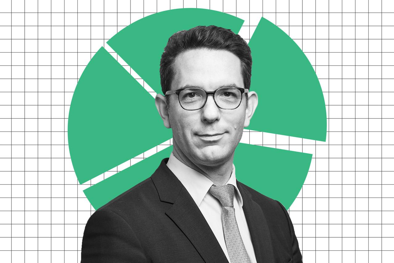 David Seban-Jeantet - chief investment officer - Société Générale Private Wealth Management (Photo: Maison Moderne)