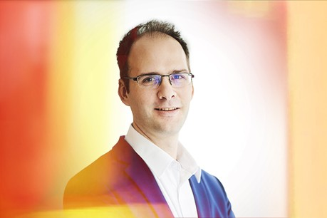 Yoann Klein, Cyber Security Advisor chez Huawei. (Photo: Maison Moderne)