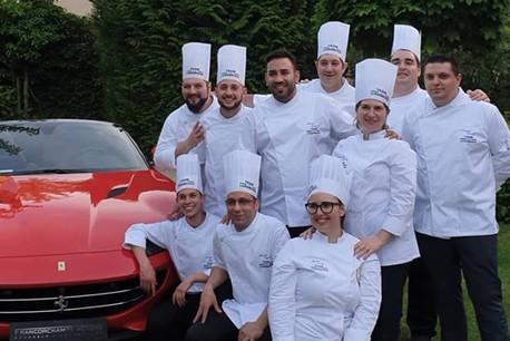 Semaine de la cuisine italienne dans le monde, Luxembourg, 18-24 Novembre 2019 Photo :Camera di Commercio Italo-Lussemburghese