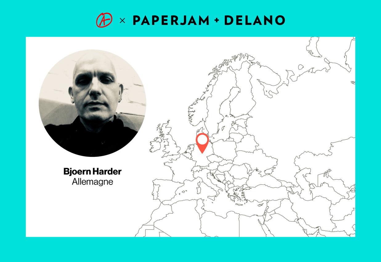 Bjoern Harder: se servir du changement pour mieux faire. (Photo: l'Atelier/Maison Moderne)