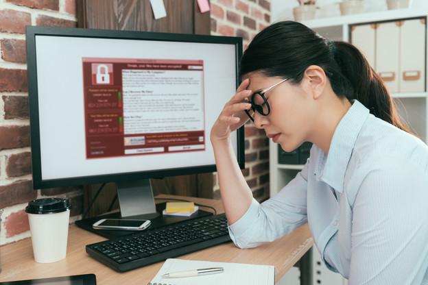 Le travail à distance et les failles des VPN ont incité les pirates à multiplier leurs attaques. Avec de plus en plus de PME qui paient pour récupérer leurs données. (Photo: Shutterstock)