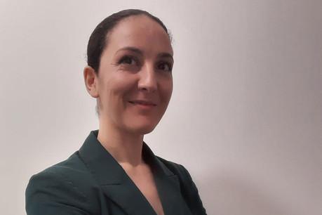 Sabrina Lazazga cherche un poste de data analyst junior. (Photo: DR)