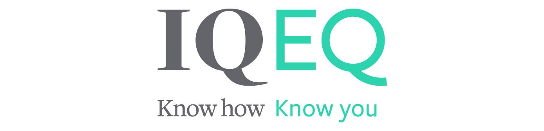 Le nouveau logo du groupe. (Illustration: IQ-EQ)