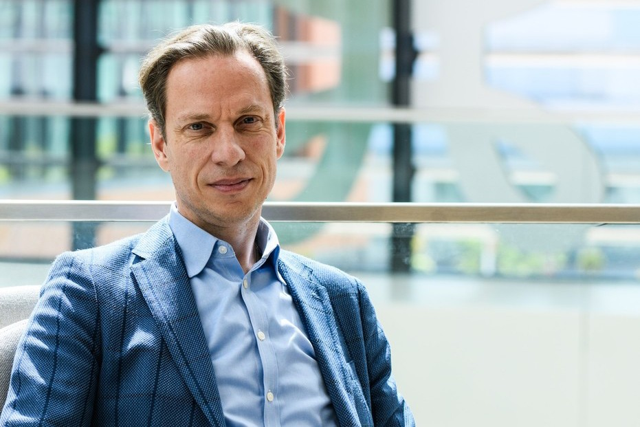 Frank Roessig, Head Digital Solutions for Finance at Telindus (Crédit Photo: Telindus)