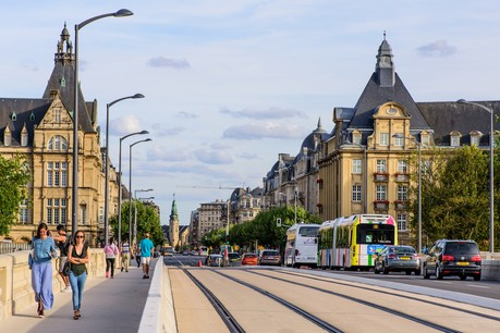 Une ligne pour tenter d'améliorer la mobilité mise à mal par les travaux du tram. (Photo: Shutterstock)