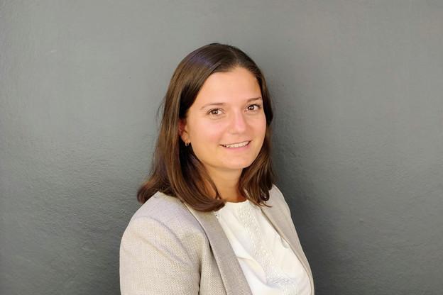 Sibil Manço a été formée à Namur, Louvain et Oslo. (Photo: DSMAvocats à la Cour)