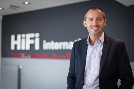 Simonde Wasseige a dirigé Hifi International pendant près de 10 ans. (Photo: Hifi International)