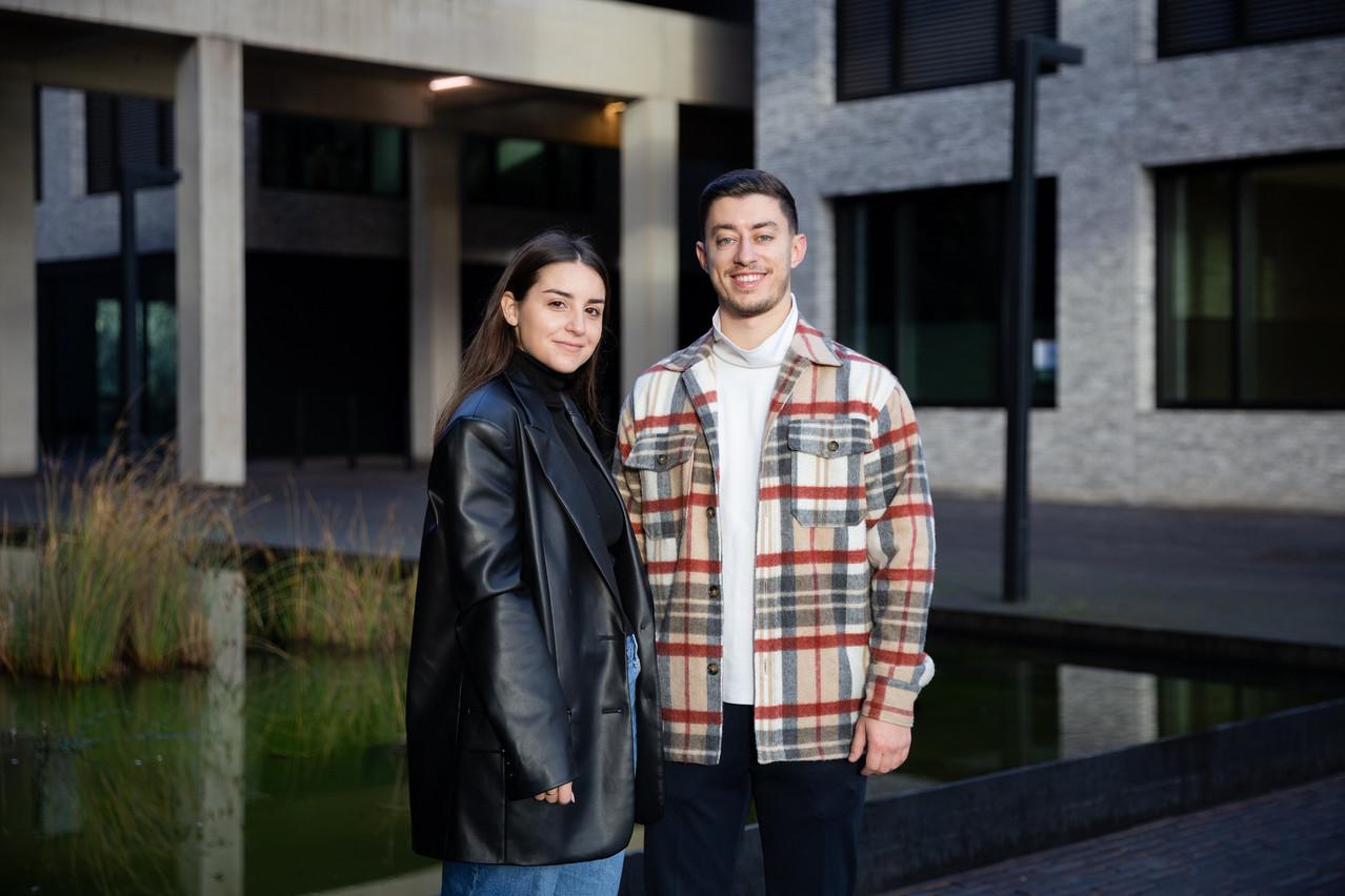 En parcourant le monde, Philippe Freitas Morgado et Liliana Soares sont tombés sur le concept qui a inspiré la création de leur hébergement circulaire. (Photo: Romain Gamba / Maison Moderne)