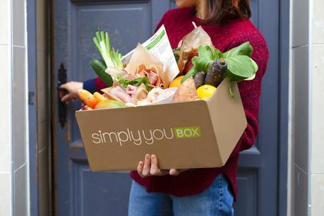 Dans un premier temps, les box repas seront livrées une fois par semaine au Luxembourg, mais l'entreprise ambitionne de s'adapter au marché. (Photo: Simply You Box)