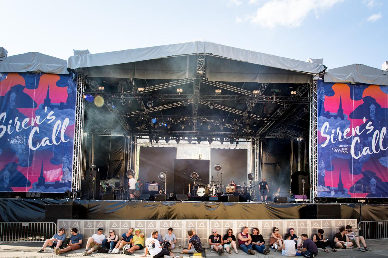Le festival Siren's Call ne pourra pas encore se dérouler cette année. (Photo: Nader Ghavami / archives Maison Moderne)