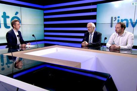 Créée en 1996, TV Lux a, depuis lors, trouvé sa place au sein des médias de la province de Luxembourg et un public fidèle. (Photo: TV Lux/La Meuse Luxembourg)