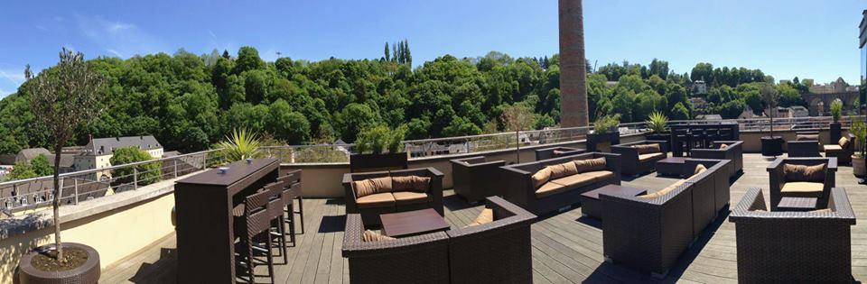 La terrasse du bar du restaurant Le Sud. (Photo: Le Sud/Facebook)