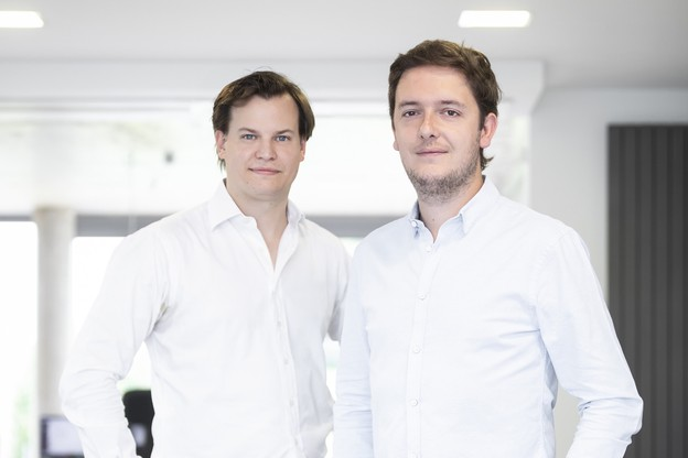 NicolasSpeeckaert et Mike Reiffers s'apprêtent à doubler encore une fois leur chiffre d'affaires à un million d'euros en 2020. (Photo: Blitz Agency)