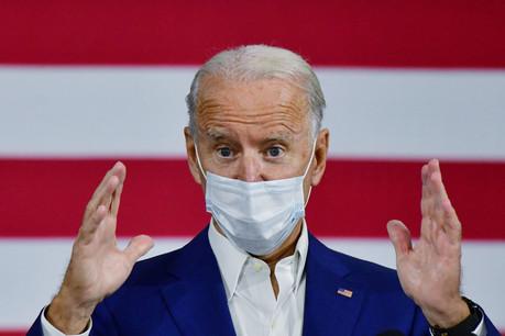 Joe Biden va sans doute imposer le port du masque dans les bâtiments fédéraux et lors de certains voyages. (Phoro: Shutterstock)