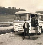 Leur père Henri prend la relève en 1961. ((Photo: SLG))