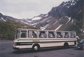 Le bus a évolué au fil des années. ((Photo: SLG))