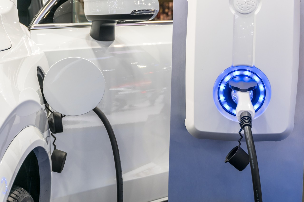 With 2,071 new registrations since the beginning of the year, the 100% electric car represents 8.2% of the market share in Luxembourg. (Photo: Shutterstock)