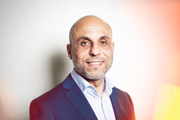 Mohamed Ourdane, Head of Cybersecurity, POST Luxembourg. Crédit: Maison Moderne
